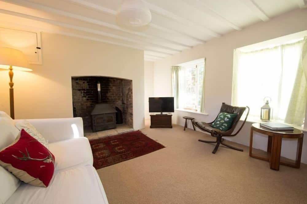 Cottage, 4 Bedrooms (Church Cottage) - Living Area