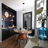 Pokój dwuosobowy z 1 lub 2 łóżkami, standardowy - Wspólna kuchnia
