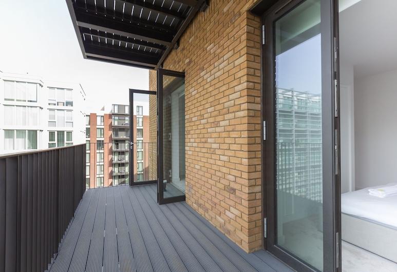 ZO Properties Docklands, London, Executive külaliskorter, Rõdu