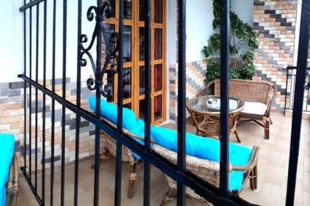 חדר בייסיק זוגי - מרפסת