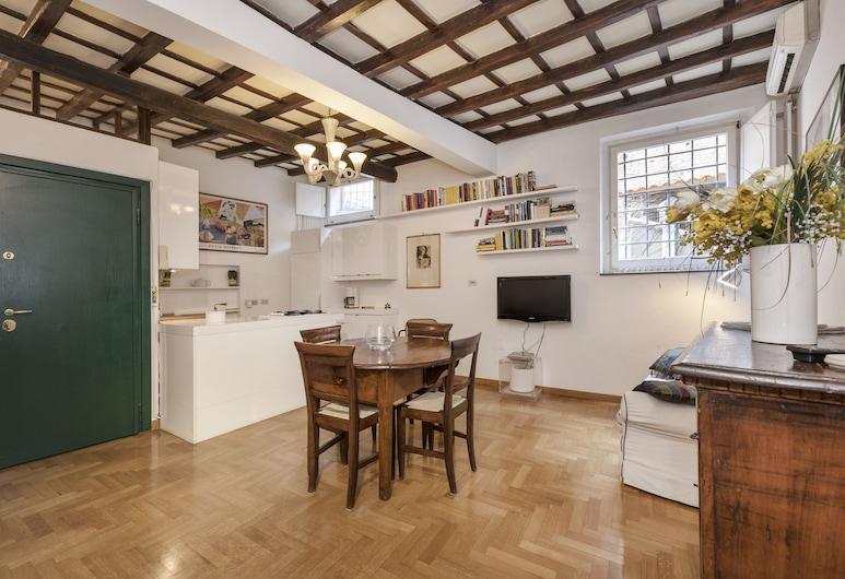 Cappellari, 羅馬, 公寓, 2 間臥室, 客廳