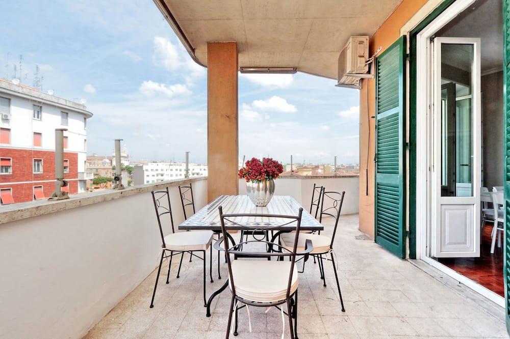 Lejlighed - 2 soveværelser - Terrasse/patio