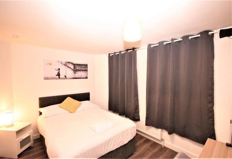 Parfett Guest House, 倫敦, 經濟雙人房單人入住, 客房