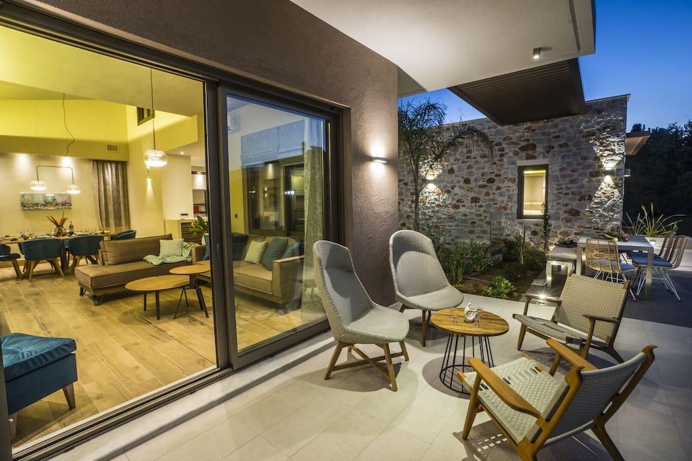 Villa - Oturma Alanı