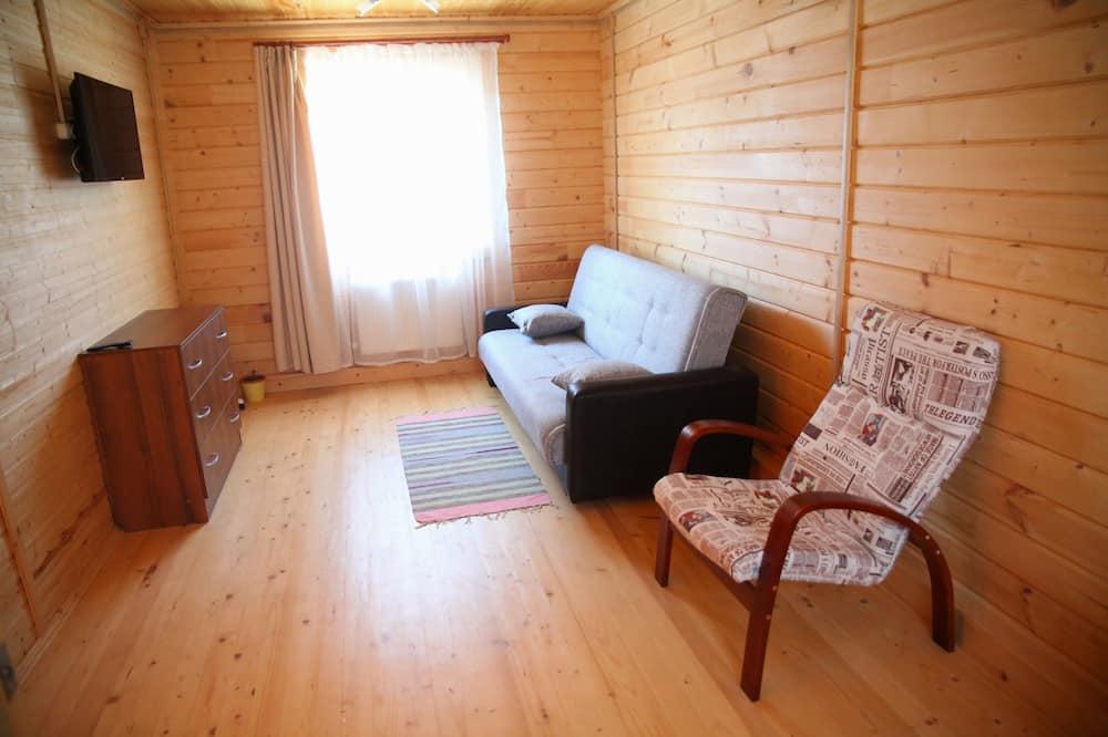 Comfort-mökki - Olohuone