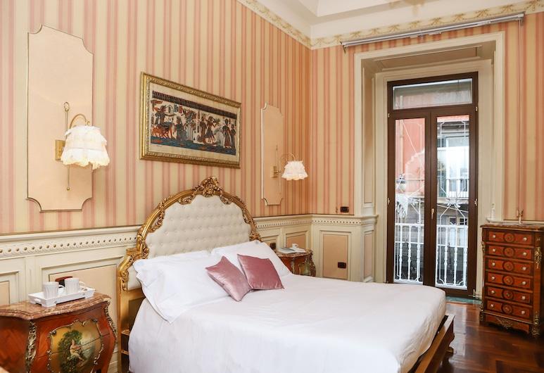 La Casa del Presidente by Wonderful Italy, Napoli, Appartamento, 2 camere da letto, Camera