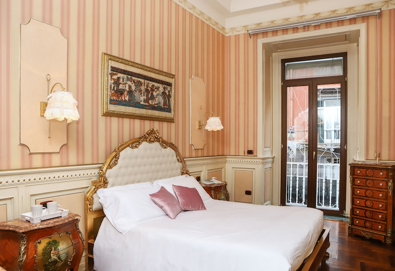 La Casa del Presidente by Wonderful Italy, 那不勒斯, 公寓, 2 間臥室, 客房