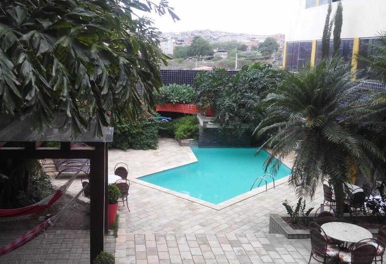 Caruaru Pallace Hotel, Caruaru, Bazén