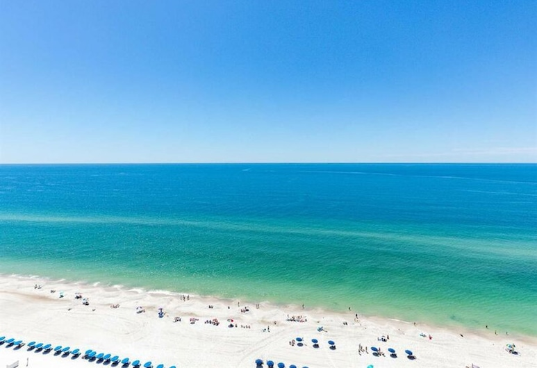Escapes to the Shores by Meyer Vacation Rentals, Orange Beach, Leilighet, 3 soverom, Strand