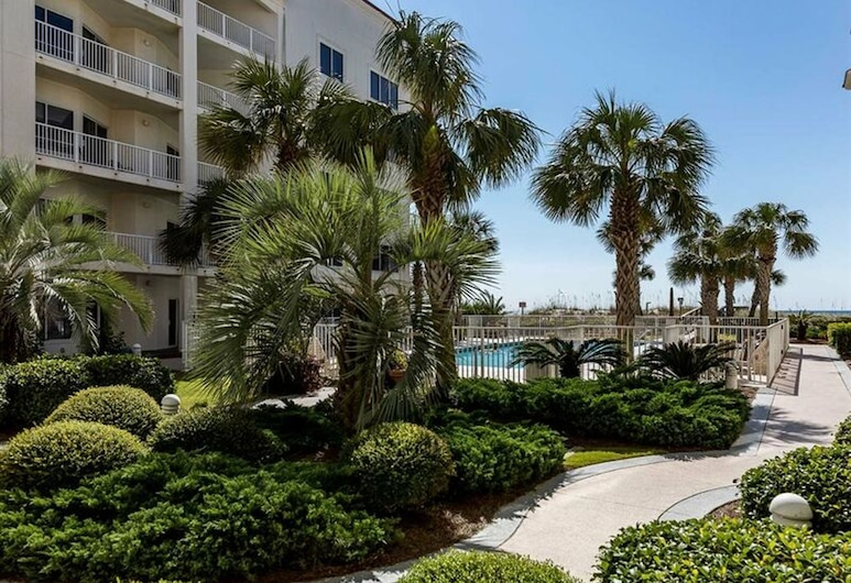 Palm Beach by Meyer Vacation Rentals, Orange Beach, Byt, 3 spálne, Hotelový areál