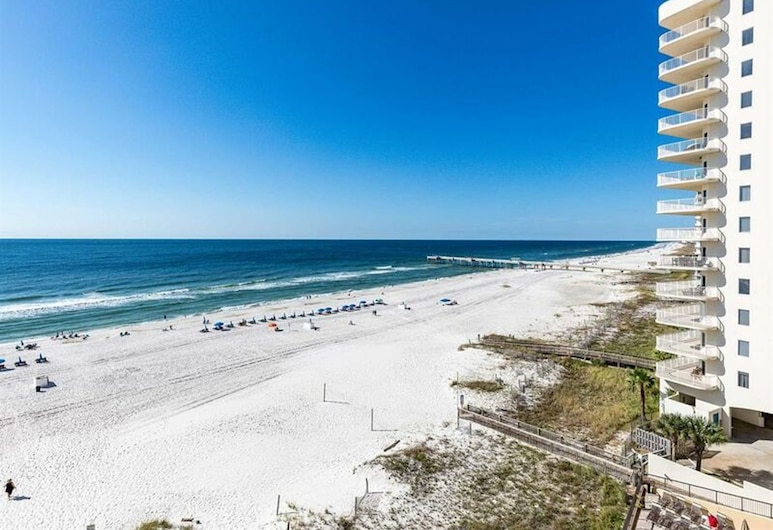 The Palms by Meyer Vacation Rentals, Orange Beach, Byt, 2 spálne, Pláž