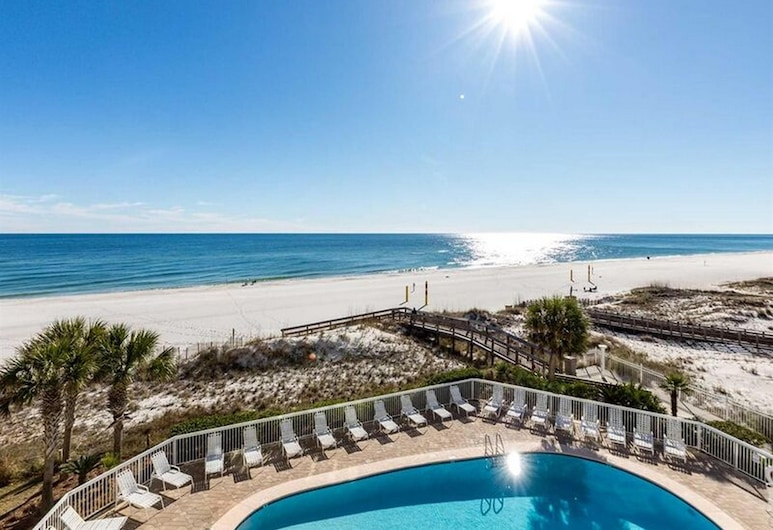 Seaside Beach & Racquet Condos by Meyer Vacation Rentals, Pantai Orange , Condo, 2 Bedrooms, Kolam