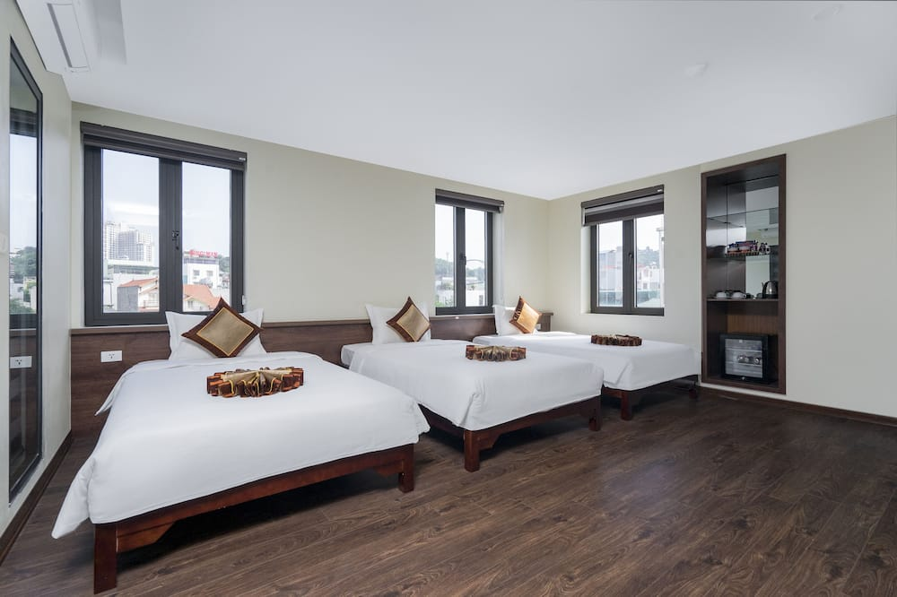 Basic Triple Room - Guest Room