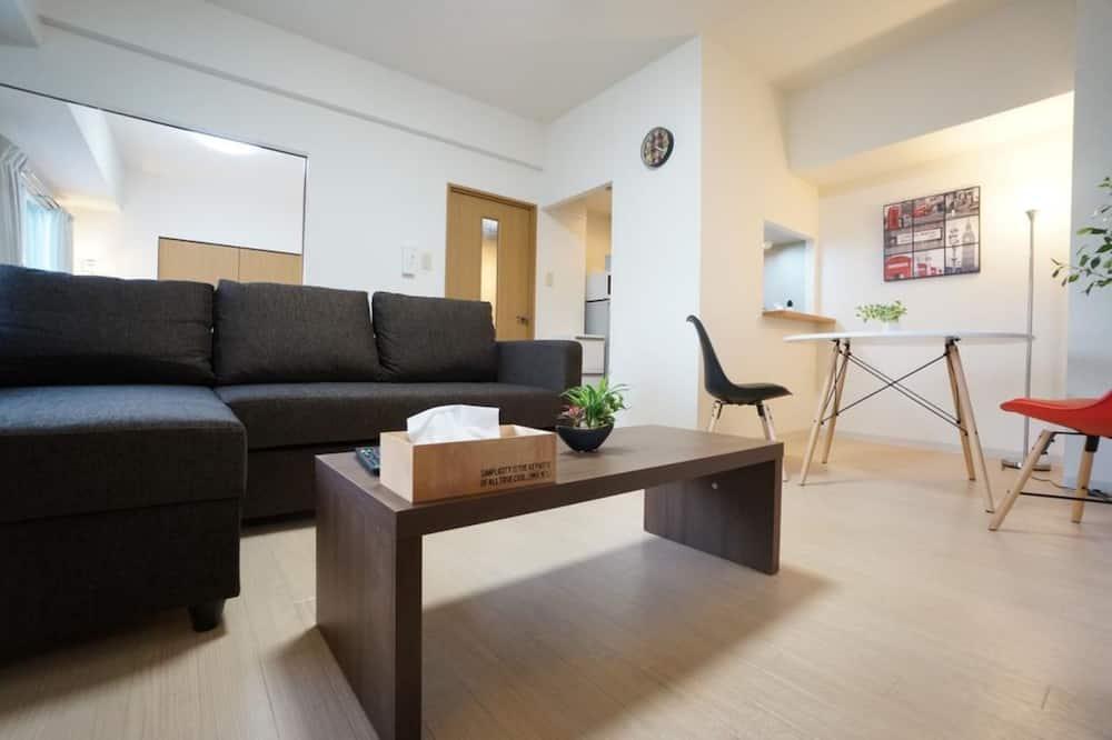 Διαμέρισμα - Περιοχή καθιστικού