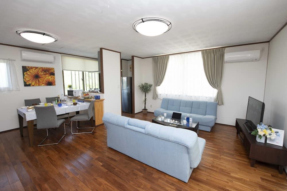 Dom, 3 sypialnie - Powierzchnia mieszkalna