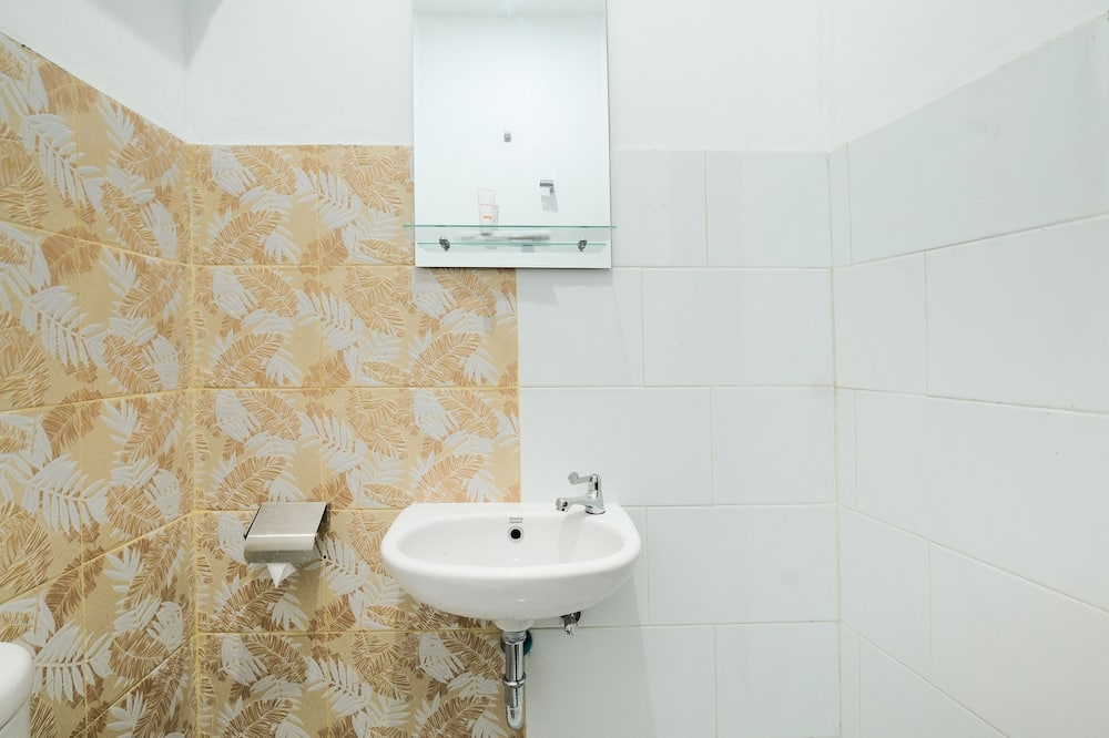 豪華雙人房 - 浴室洗手盤
