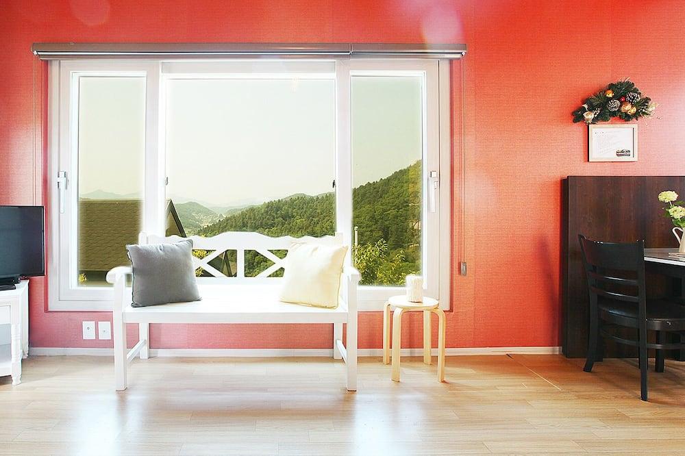Villa (Red) - Living Area