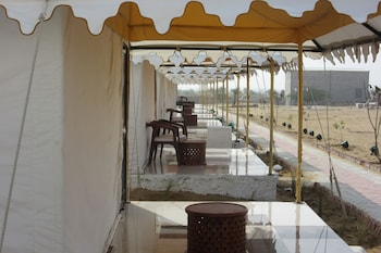Slika: The Yellow Stone - Luxury resort & Spa ‒ Jaisalmer