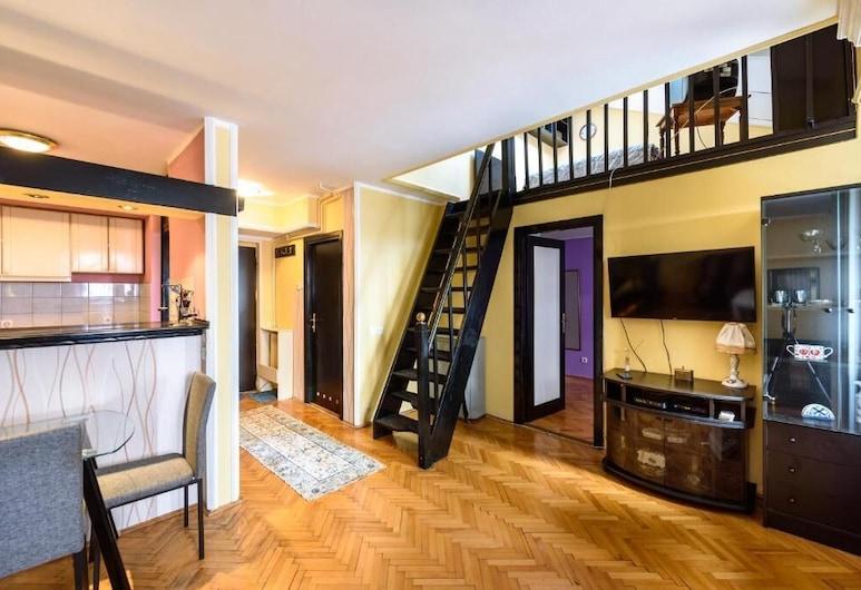 Burano Apartment, Belgrad, Inneneinrichtung