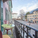 Studio (Manoir) - Balcony