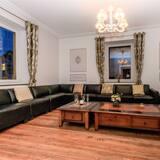 Grand House - Living Room