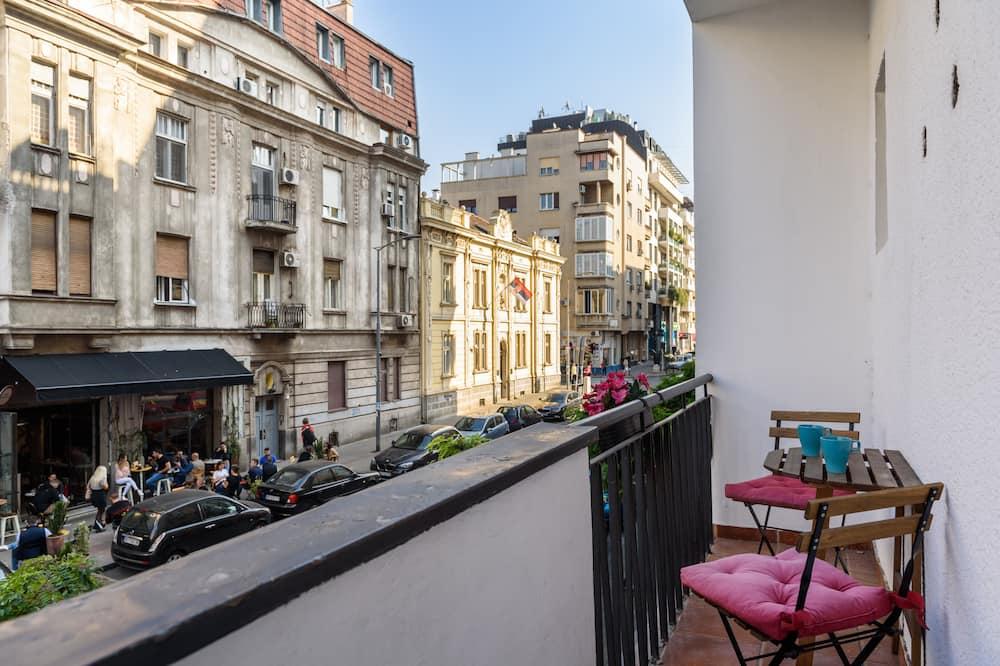 Apartament typu Classic - Balkon