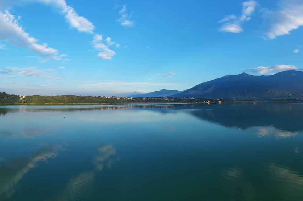 Signature Suite - Vaizdas į ežerą