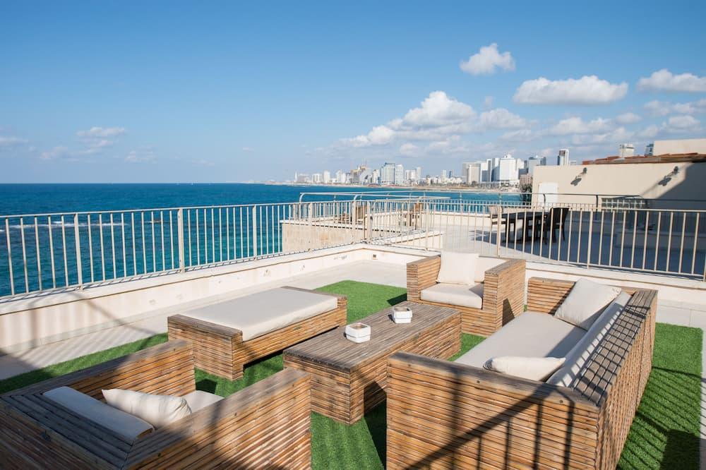 Luxusní apartmán - Terasa