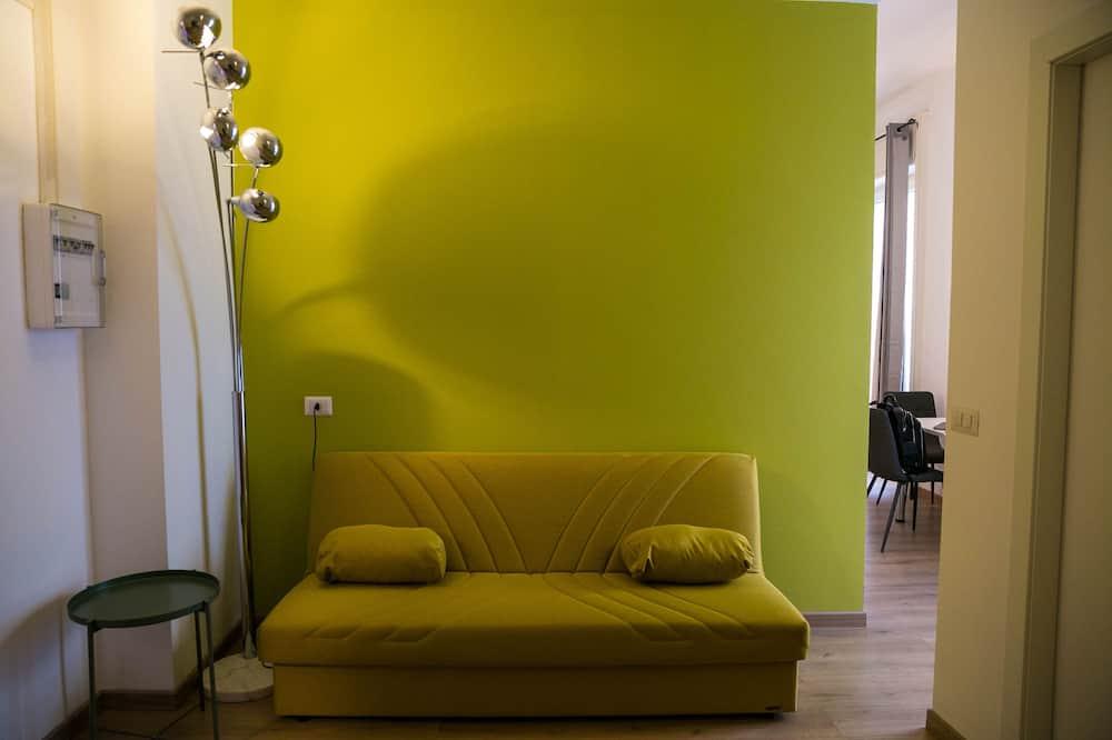 Junior Apartment - Living Area