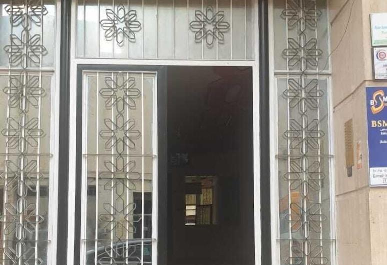 Appartement Chefchaouni, Fez, Entrada del establecimiento