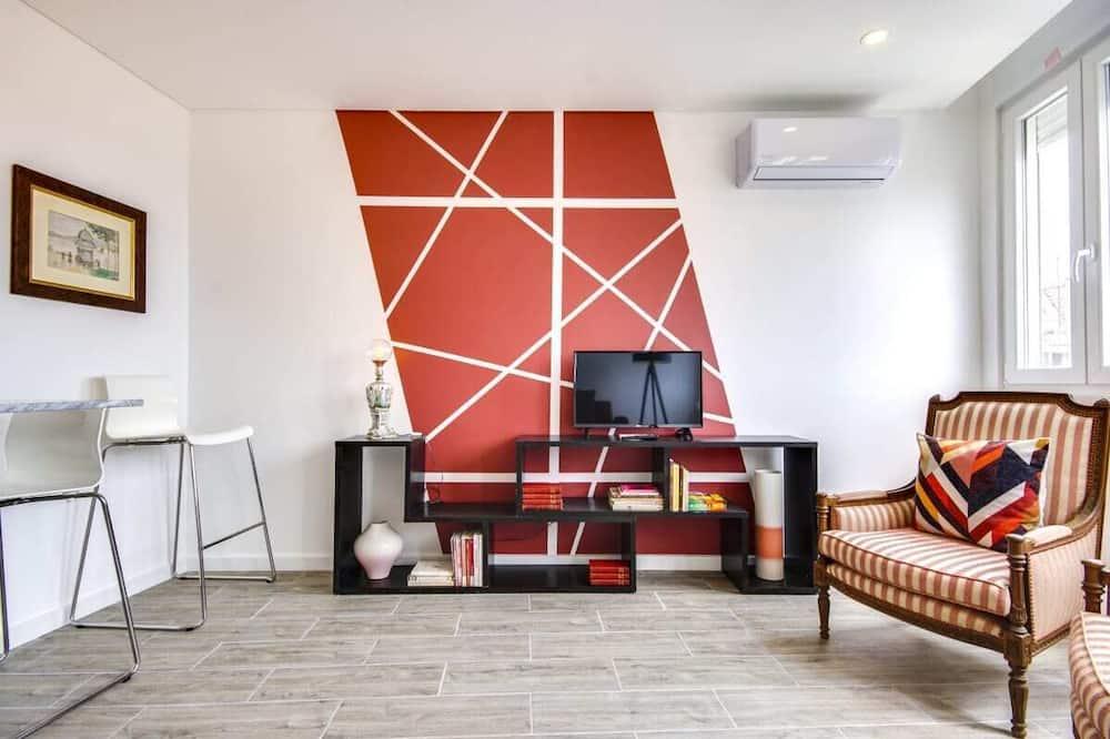 דירה (1 Bedroom) - סלון