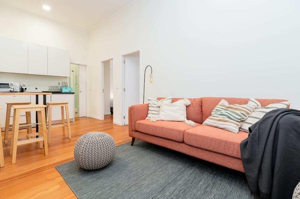 apartman (4 Bedrooms) - Nappali