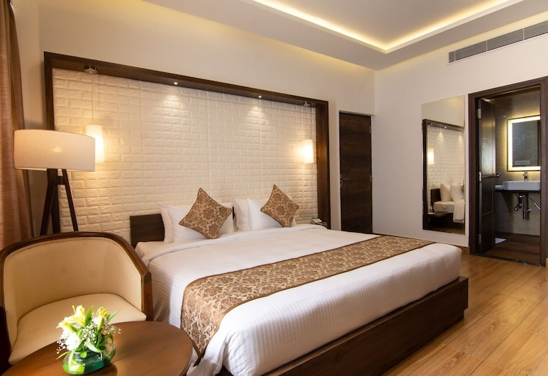 Krishnam A Business Hotel, Bengaluru, Suite, Guest Room