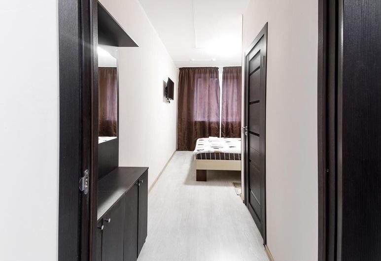 Mini-hotel MAK, Moskva, Deluxe fyrbäddsrum - privat badrum, Gästrum