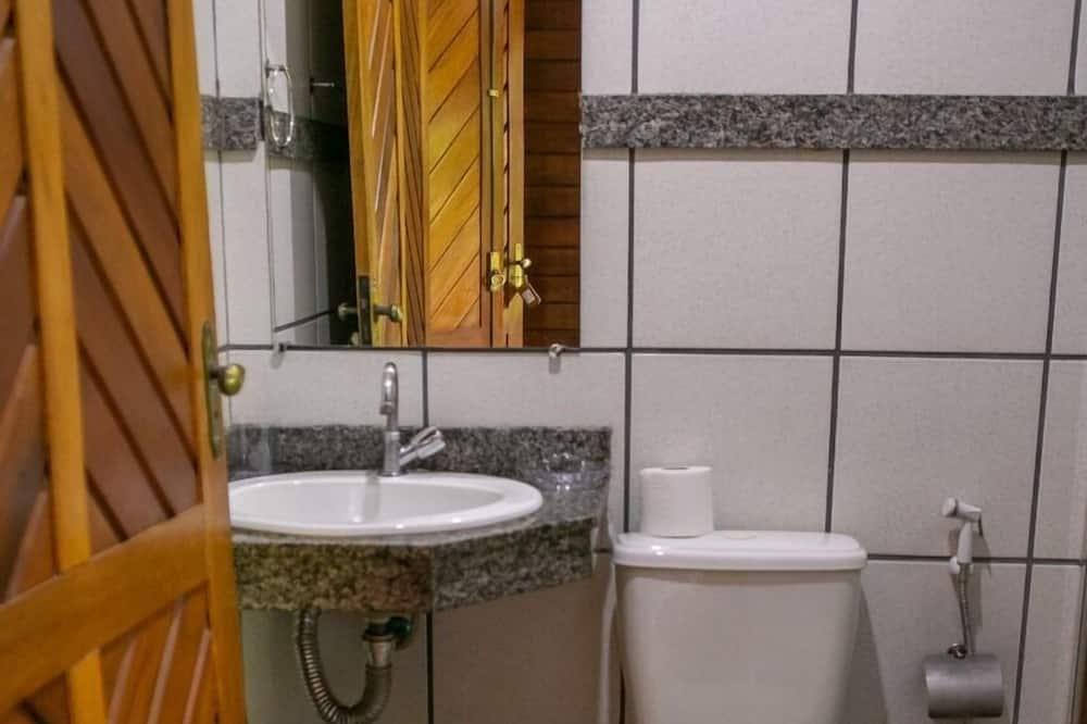 Standard - kahden hengen huone (Vista para o Jardim) - Kylpyhuone