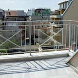 Premium appartement, 1 slaapkamer, Balkon - Balkon