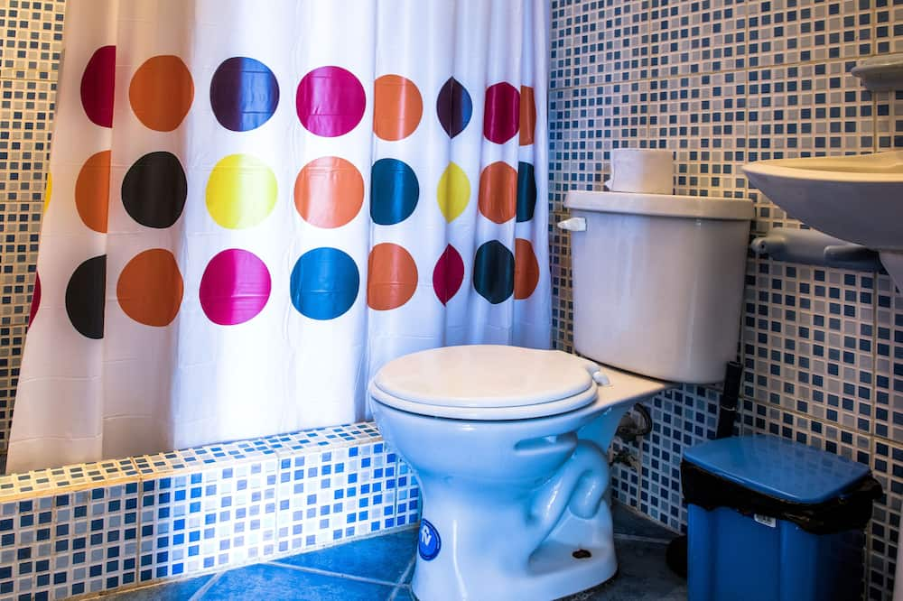 Тримісний номер - Ванна кімната