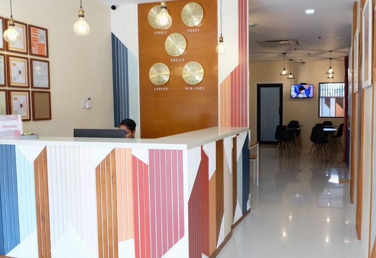 The Teepee Place Hostel & Residence Inn, Cebu, Interior Entrance