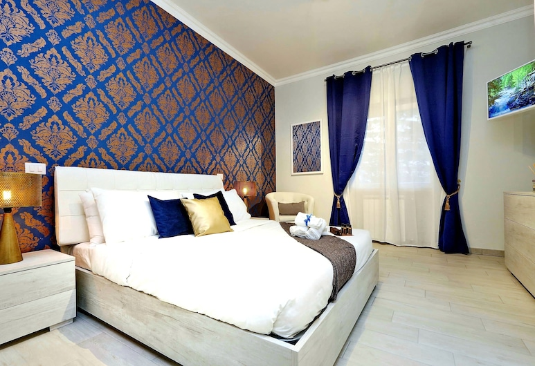 ALTROVE Boutique Rooms, Rome, Standard Double Room, Shared Bathroom, Guest Room