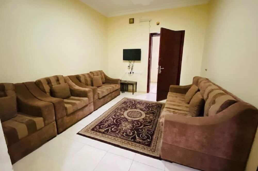 Family Apartment 2 Bedroom - Sala de estar