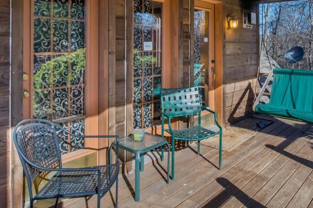 Romantisks namiņš - Balkons