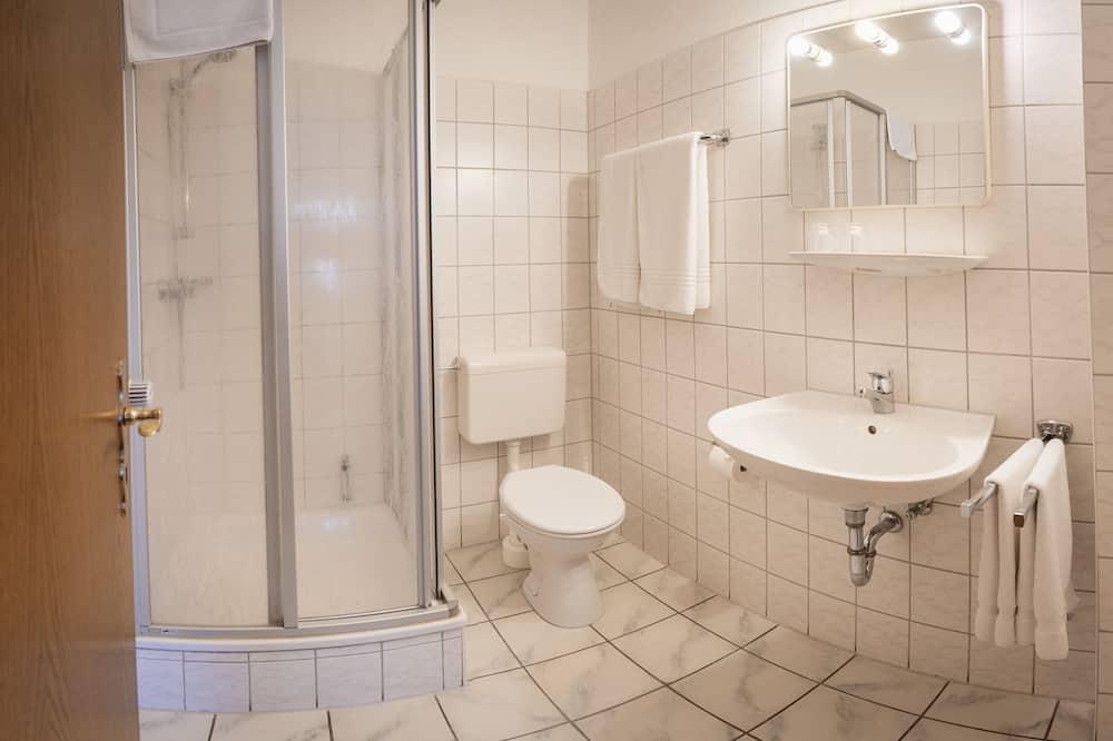 クラシック シングルルーム - バスルーム