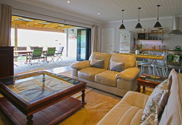 Lark Rise Guest Farm, Keurboomstrand, Rodinná rekreačná chata, 2 spálne, Obývacie priestory