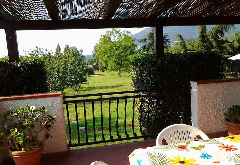 Villa Giacomo 1, San Felice Circeo, Villa, Terase/iekšējais pagalms
