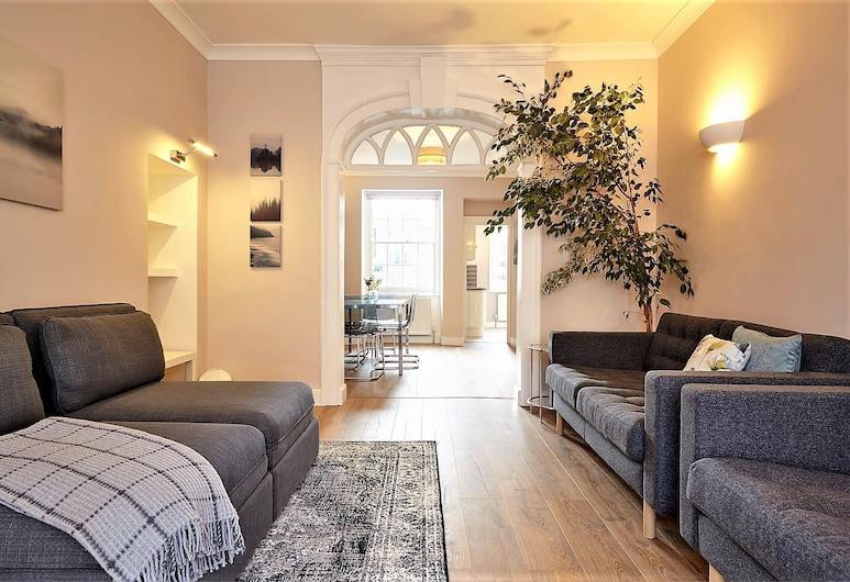 Meredith Way - Your Apartment, Bristol, Apartment, Wohnbereich