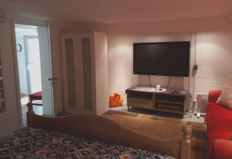 อพาร์ทเมนท์ 1 ห้องนอนพร้อมสวนมีรั้วกั้นและ Wifi ในเมินเคนกลาดบาค, มึนเช่นกลัดบัค, อพาร์ทเมนท์, ห้องพัก