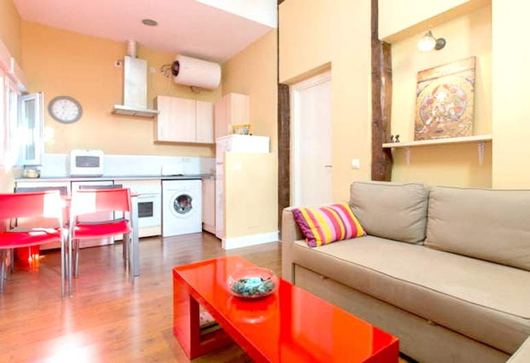 Apartment With 2 Bedrooms in Madrid, With Wifi, Madride