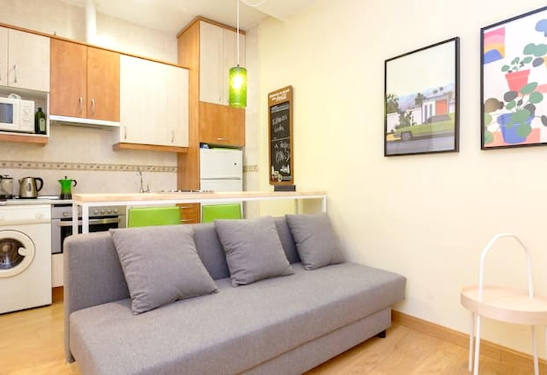 Apartment With one Bedroom in Madrid, With Wifi, Madrid