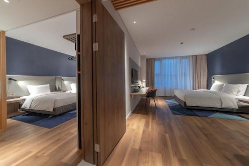 臨沂北城新區智選假日酒店