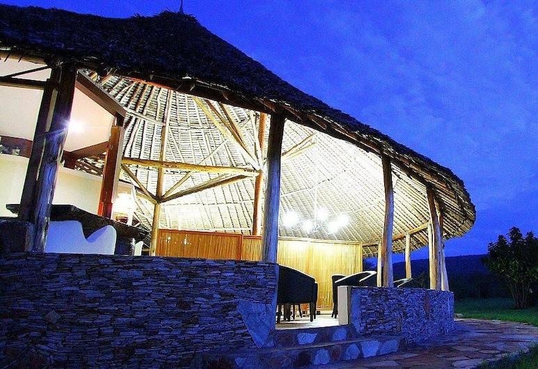 Osero Enarau Camp, Maasai Mara, Depan hartanah - siang